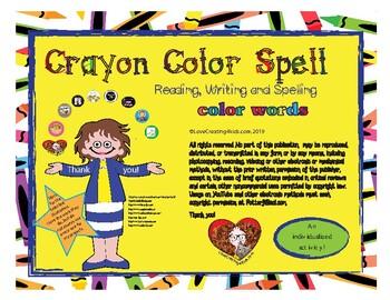 Crayon Color Match