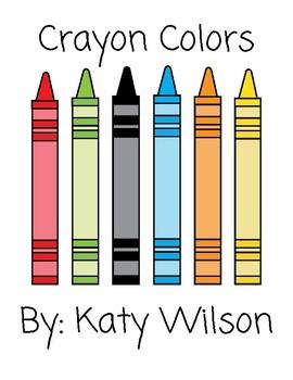 Crayon Colors