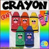 Crayon Craft Back to School