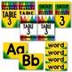 Crayon Decor Classroom Theme