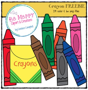Crayon FREEBIE