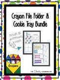 Math File Folders Bundle