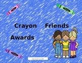 Crayon Friends Awards