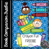 Crayon Fun--Day the Crayons Quit Book Response & Writing A