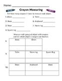 Crayon Measurement