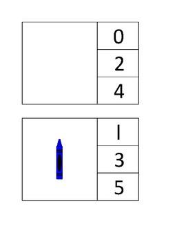 Crayon Quantities
