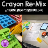 Crayon Re-Mix: A Thermal Energy STEM Project