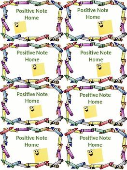Crayon Reward cards