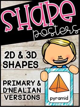 Crayon Scribbles Shape Posters - Crayon Scribbles Classroom Decor
