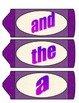 Crayon Sight Word Write the Room