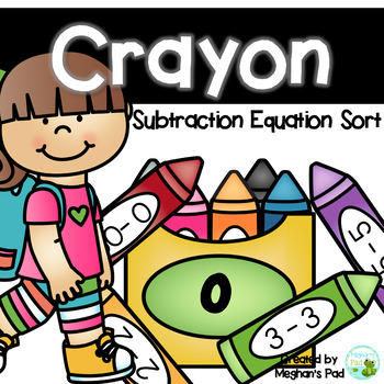 Crayon Subtraction Sort