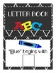 Crayon Themed Letter Unit for Early Elementary or Special