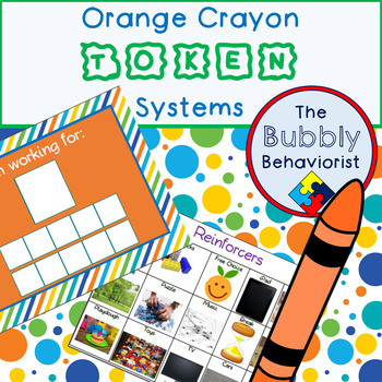 Crayon Token Reinforcement System for Classroom Management