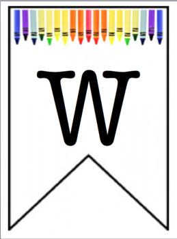Crayon theme welcome banner