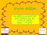 Crayons Addition Powerpoint