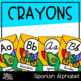 Crayons Classroom Decor Bundle (SPANISH)