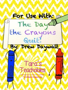 Crayons Quit Writing Papers