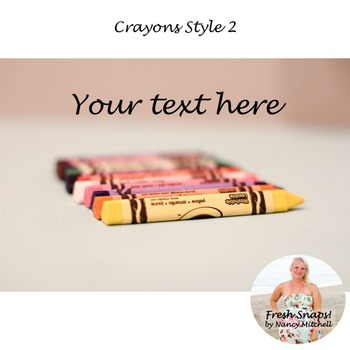 Crayons Style 2