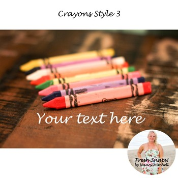 Crayons Style 3