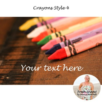 Crayons Style 4