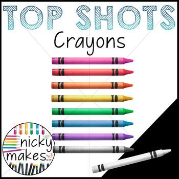 Crayons - TOP SHOTS