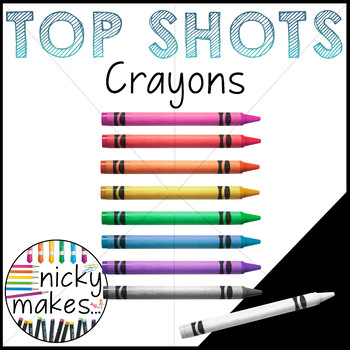 Crayons - TOP SHOTS 50% OFF FIRST 48 HOURS