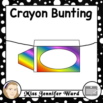 Crayons with Hanging Tab Set 2 Clipart
