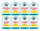 Crazy 8 Long A Phonics Game - Words Their Way Game