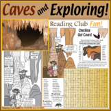 Crazy About Caves - Puzzle Set with Exclusive Bonus Cavern