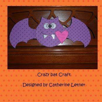 Crazy Bat Crafty