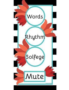Crazy Cacti Music Room Theme - Voice Remotes, Rhythm and Glues