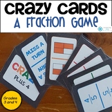 Crazy Cards - A Fractions Game #2sale