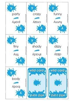 """Crazy Cards! (Crazy Longs: """"long e"""" Deck)"""