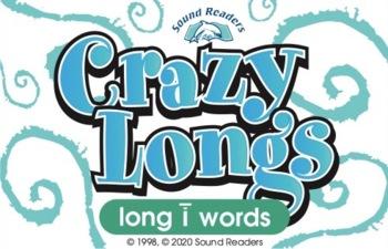 """Crazy Cards! (Crazy Longs: """"long i"""" Deck)"""