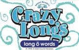 """Crazy Cards! (Crazy Longs: """"long o"""" Deck)"""
