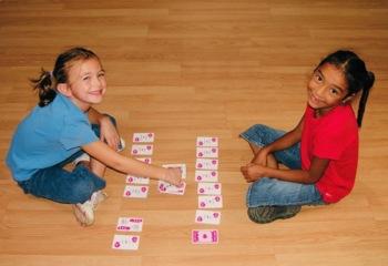 Crazy Cards! (Crazy Mores: Deck #2 - Spellings of /er/)