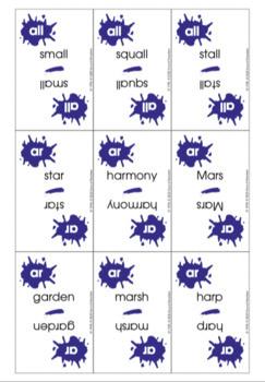"Crazy Cards! (Crazy Mores: Deck #4 - ong, ea - short, ook, all, ar"")"
