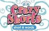 """Crazy Cards! (Crazy Shorts: """"short e"""" Deck)"""