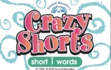 "Crazy Cards! (Crazy Shorts: ""short i"" Deck)"