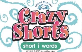 "Crazy Cards! (Crazy Shorts: ""short i"" Deck)"
