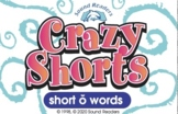 "Crazy Cards! (Crazy Shorts: ""short o"" Deck)"