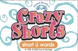 "Crazy Cards! (Crazy Shorts: ""short u"" Deck)"