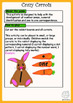 Maths Game:Crazy Carrots- numerals, words, tally marks, do