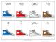 Sneaker Splat Sight Word Game