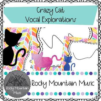Crazy Cat Vocal Exploration
