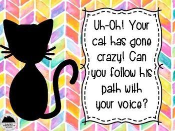 Crazy Cat Vocal Exploration