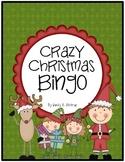 Crazy Christmas Bingo