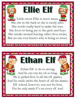 Crazy Christmas Character Traits