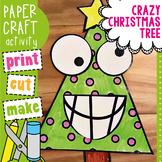 Crazy Christmas Tree - Paper Craft