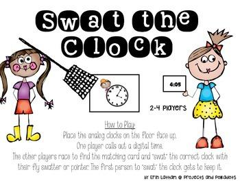 Crazy Clocks: Five Minute Interval Fun!